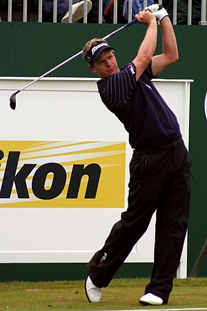 The Open, Carnoustie, Wednesday 18 July 2007.