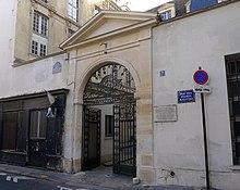 Rue Des Grands Augustins Wikipdia
