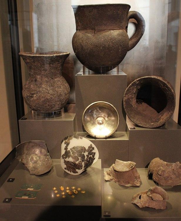 Priamosschatz Silbervasen