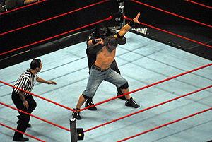 John Cena and Mark Henry