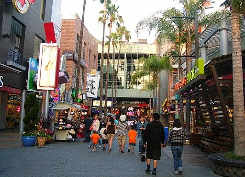 Universal CityWalk Hollywood 3