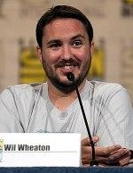 English: Wil Wheaton at a San Diego Comic-Con ...