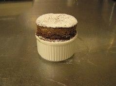 Chocolate souffle1