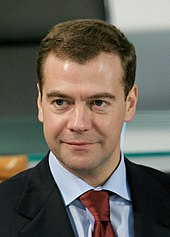 President Medvedev is against genocide and criminal networks