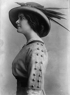 Edith Lyle (b. 1890 - d. ?), american actress