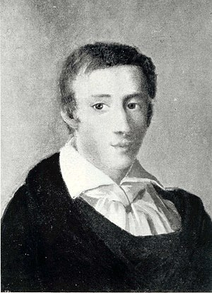 Portrait of Frederic Chopin.