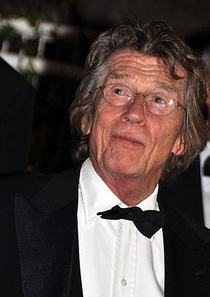English: John Hurt at the Cannes film festival