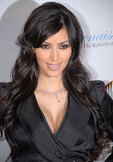 Kim Kardashian at the Seventh Annual Hollywood...