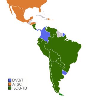 English: Digital Television in Latin America a...