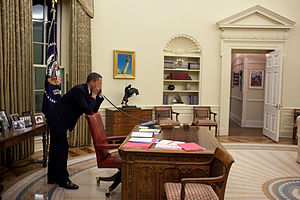 Obama calling lawmakers about healthcare bill
