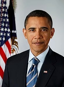 Barack Hussein Obama II: the 44th and current President of the United States