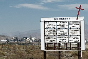 9 Church Signs in Troa, CA