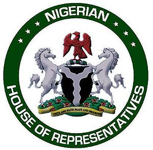 Seal of the Nigerian House of Represenatives