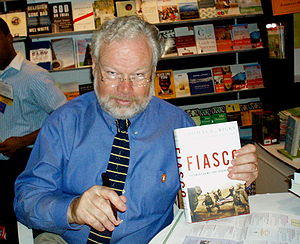 Thomas Ricks, author of Fiasco