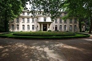 "English: Villa Marlier, Mansion of the ""W..."