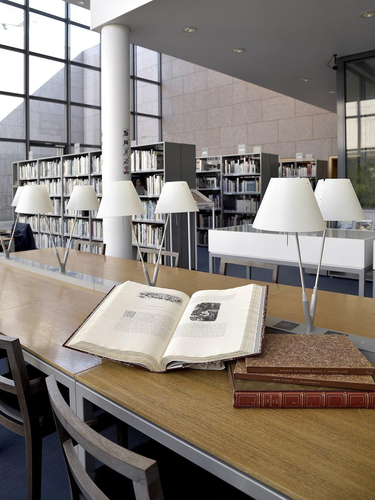 bibliotheque des musees de strasbourg