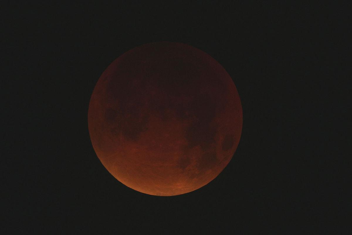 April 2014 Blood Moon