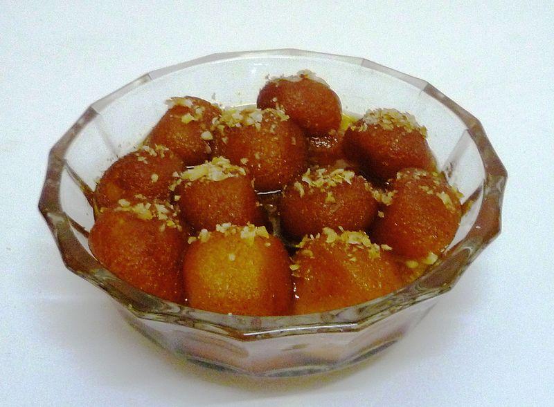 File:Bowl of Gulab Jamun.JPG