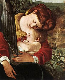 https://i2.wp.com/upload.wikimedia.org/wikipedia/commons/thumb/e/ea/Caravaggio_FlightIntoEgypt_detail_Mary_and_Child.jpg/256px-Caravaggio_FlightIntoEgypt_detail_Mary_and_Child.jpg