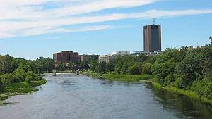 Carleton University River