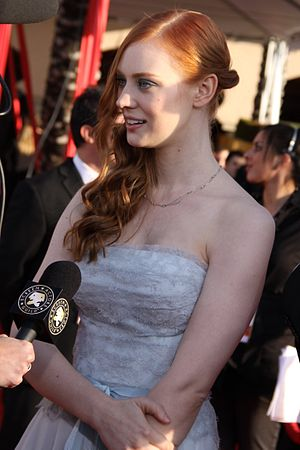 English: Deborah Ann Woll at the Screen Actors...