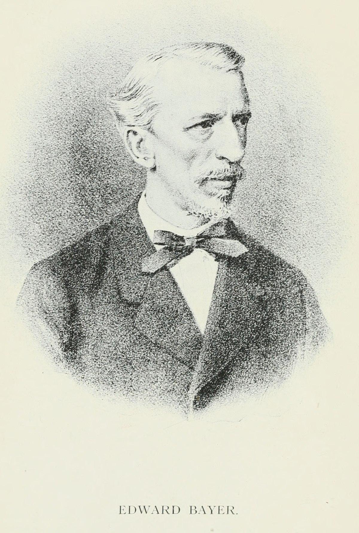 Eduard Bayer Wikipedia