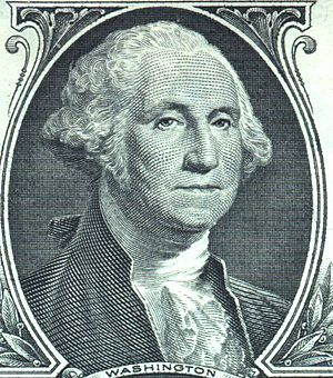George Washington dollar