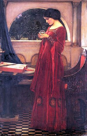 John William Waterhouse's art