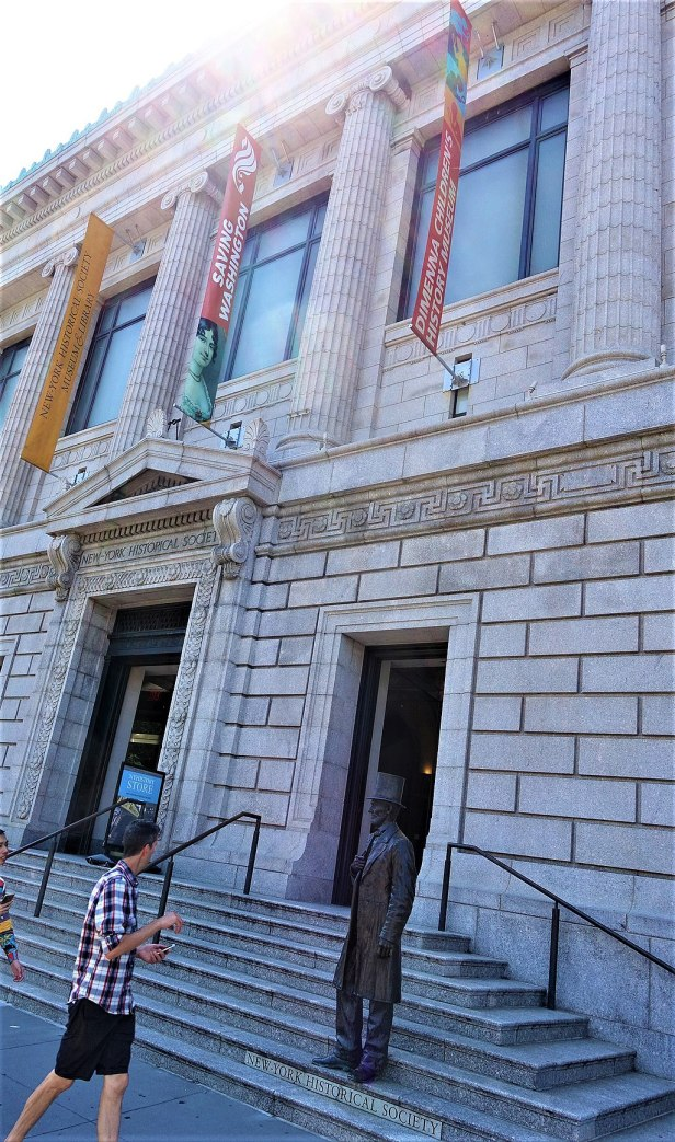 New-York Historical Society - www.joyofmuseums.com - external 2