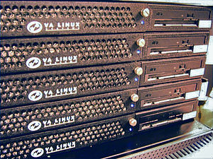 Servers designed for Linux