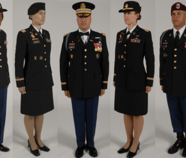 Map Of Army Service Uniform The Full Wiki