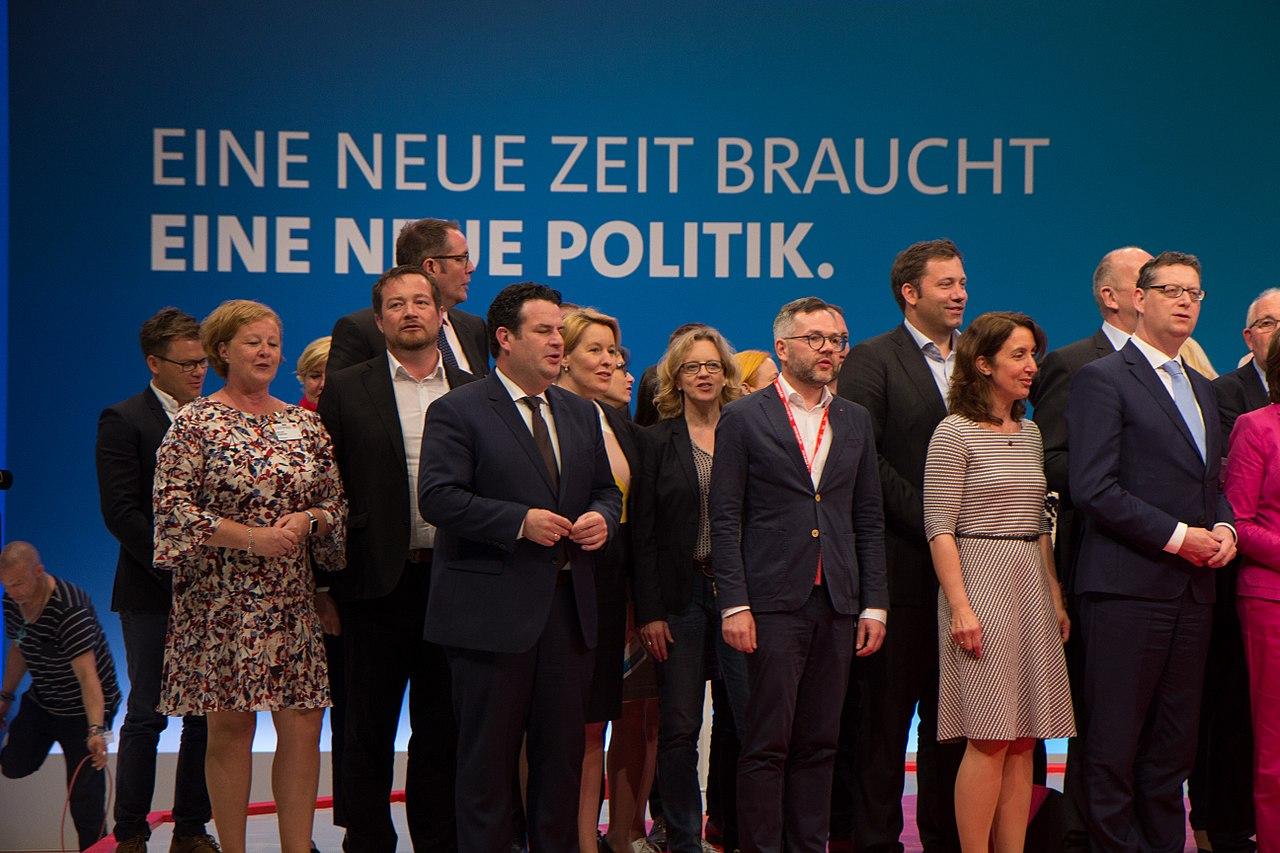 Demokratisch Links Positionen
