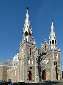 Basilique Sainte Anne De Varennes Wikipdia