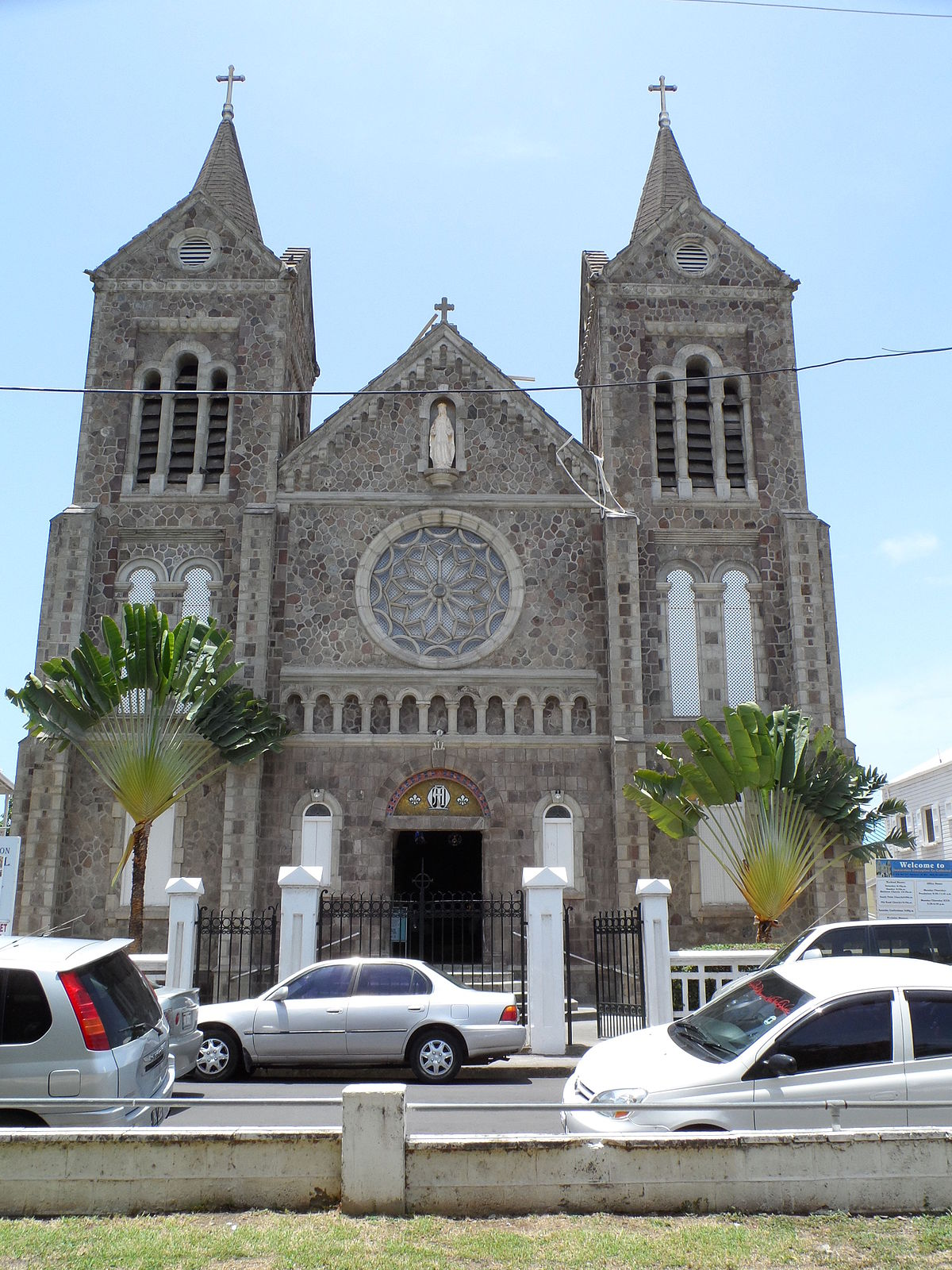 Sites Lucia St See Castries