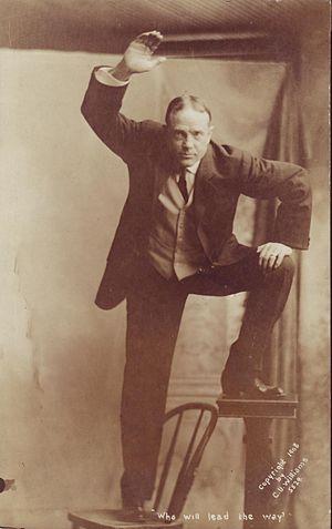 Billy Sunday (1861-1935)