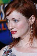 English: Christina Hendricks at the premiere o...