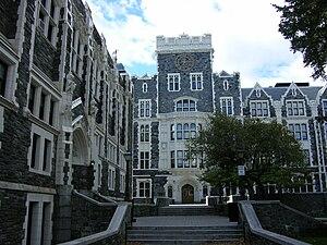 English: City College of New York, CUNY. Locat...