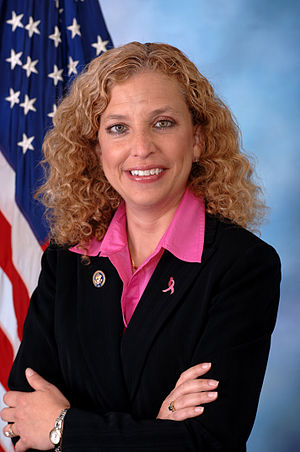 English: Debbie Wasserman Schultz, Congressman...