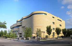 The National Museum of the American Indian in ...
