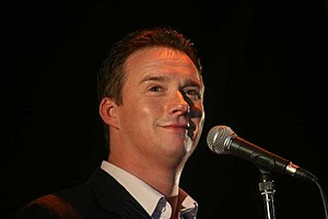 English: British tenor from England Russell Wa...