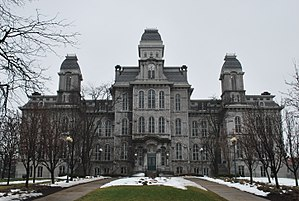 Syracuse University - Hall of Languages