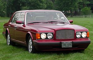 1997 Bentley Brooklands R Mulliner Photographe...