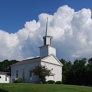 Brunswick Church (Presbyterian), known locally...
