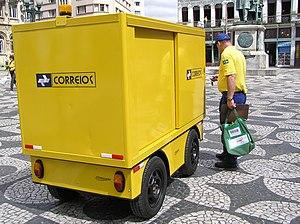 Correio (Postman).