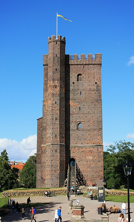 File Fortress Tower Quot K 228 Rnan Quot Helsingborg City Jpg