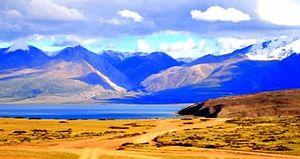 DSC00135 Himalayan range, Tibet, China