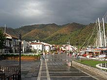 Promenade Marmaris
