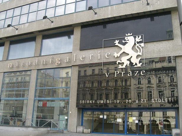 National Gallery in Prague