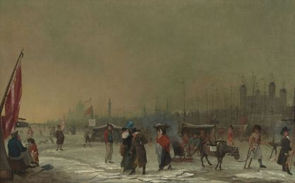 Samuel Collings - Frost on the Thames - Google Art Project.jpg