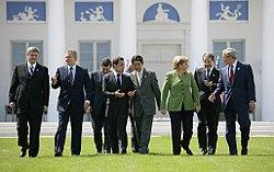 33rd G8 summit at Heiligendamm in June 2007